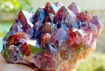 Crystals & stones / by Lynne Decker