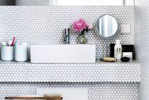 bathrooms / by Lauren Riley Design