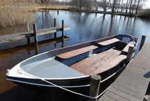 Bootjes en boten / Bootjes en boten of jachten. (GEEN zeilboten) Hier zie je de niet zo heel grote boten en of jachten dan wel te verstaan. / by Martin Benschop