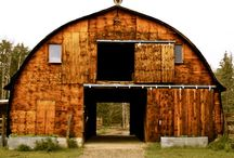 BARNS AND OTHER VA STUFF / by Ivy Levien