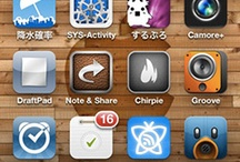iPhone Home / by Akame