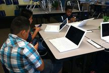 Tech savvy in the classroom / by Lendy Nicholson