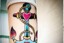 Tattoo Love  / by Amy Dollard
