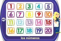Spanish for Kids - Español Para Niños / Spanish for Kids / Español Para Niños / Espagnol Pour Les Enfants / Spanisch für Kinder / Spagnolo per Bambini  Children can learn basic words in Spanish. Activities and Worksheets for Kids in Spanish.
