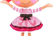 dolls, doll houses and such! / by Pam Somogyi