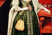 1600-1650 Women's dress / by Vicky Bayley