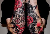 tattoos / by Cynthia Roberts