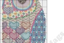 Cross stitch patterns and stuff / by Angie Johnson