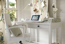 Decorating with White / by Cupcakes and Crinoline