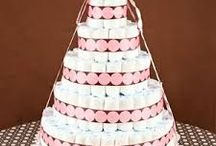 Baby shower ideas / by Tina Brown