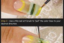 Nail art / by Ruby D