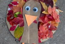 Thanksgiving Crafts / by Traci Story