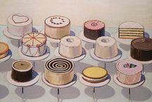 Confectionery themed Art/Products / by Cake Spy