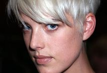 Haircuts / Various short haircuts / by Heather Visage