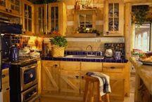 Dream home ideas / by Rhonda Hill