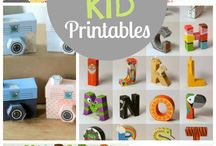 Craft   Printables / Cool printables  / by Claire Archbold