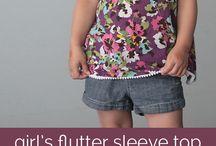 Sewing Patterns / by Lisa Lanford