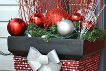 Christmas decorations / by Lisa Neal