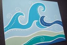 The Ocean / by Carolyn Dube