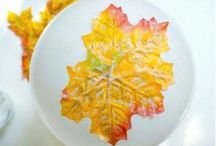 Fall crafts / by Bianca Capo