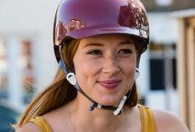 Beautiful bike helmets / by Cyclechic Ltd