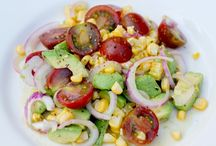 Recipes- Corn / All of the best corn recipes in one convenient place! / by Mavis Butterfield