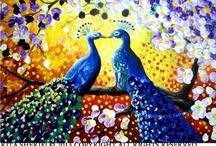 Peacock wonders / by Uno Alla Volta