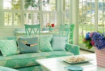 Sunroom / by Laura O'Connell