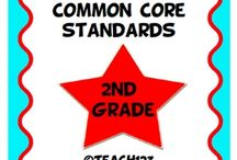 common core standards / by Melanie Roeder