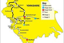 Le Tour Yorkshire! / Thousands of cycling fans from across the globe will  descend on Yorkshire this summer when the world's biggest annual sporting event comes to the White Rose county. The cyclists will showcase their road riding skills by promenading along the cobbles and cornering the medieval streets of York with a backdrop of some of the greatest sights of the city. The Grange Hotel stands just 3 miles away from Stage Two's Le Grand Depart and is located on the official route. / by Grange Hotel York