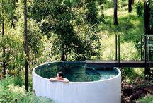 Outdoor spaces / by Jodie   Fairweather Design