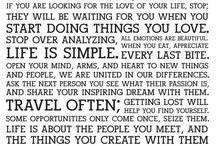 Words of Wisdom =) / by Heather Merry