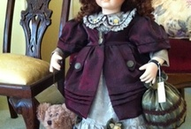 Oh, You Beautiful Doll / I loved dolls as a little girl, and never stopped.  I have somewhat of a collection in my home; but my Pinterest collection...now it's something to brag about! LOL / by Rita Monk