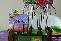 tinkerbell party / by Amy {fun-baby-shower-ideas.com}