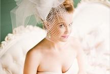 Wedding Dress & Veil / by Diana Selby