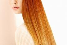 Redhead / by Vanny Meneghim