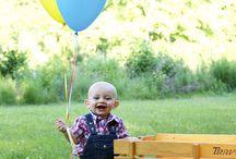 First Birthday Pictures / by Elise von Wolzogen