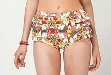 bathing suit ideas / by Kathleen Frances