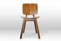 Design Brasileiro - Cadeiras em Madeira / Brazilian Design - Wooden Chairs / Coleção de cadeiras e poltronas criadas por designers brasileiros. Wooden chairs & armchairs created by Brazilian designers / by Alessandro Toricelli