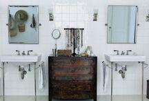 BATHROOM CONCEPTS / by Chandos Interiors