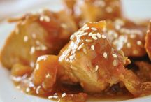 Chicken recipes / by Diane Bonica