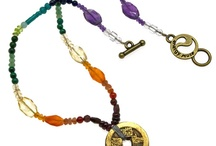 Chakra Jewelry / Lovely jewelry that is touted as being Chakra benefiting.  / by Jessica Israel