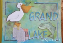grand lake <3 / by Trish Robinson