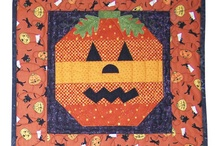 Trick or Treat  / by Quilt in a Day
