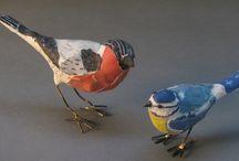 Bird Brain / I love birds and bird imagery - enjoy / by Mary Gordon Hanna