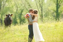 Gonna Get Married... / Ideas on wedding pictures, crafts, themes, etc. / by Megan Olson
