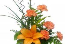 arreglo floral / by johanna brenes morales