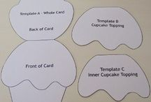 Card Templates / by Kelly Mathews (Indiana Inker)