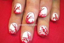 Nails & make up / by Ashley Fueston