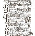 ART... hand lettering classes / by CherieLenore